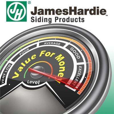 James hardie cost vs value siding pros of idaho James hardie cost
