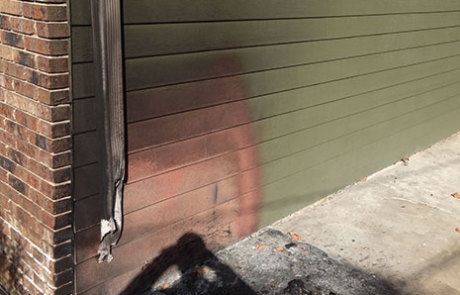 HardiePlank® lap siding holds up during a home fire and the home's interior is not penetrated. No wonder James Hardie siding is endorsed by firefighters nationwide.