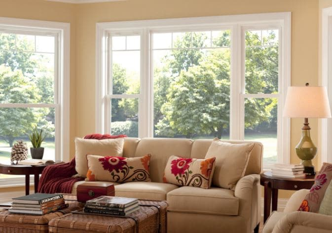 captivating living room glass windows | Replacement Windows & Repair - Siding Pros Of Idaho