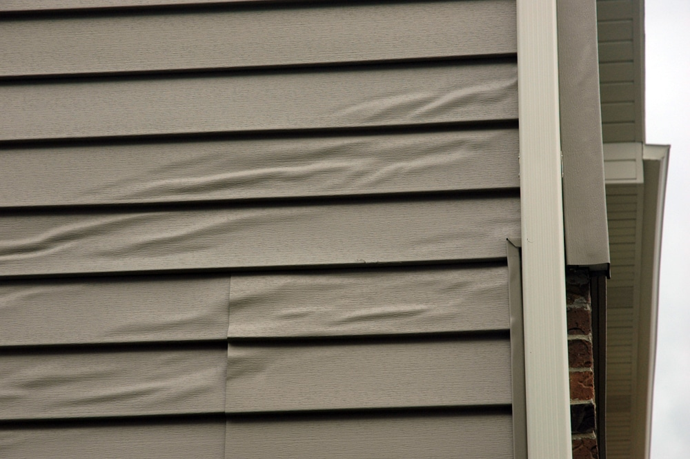 Melted siding siding pros of idaho Fiber cement siding vs vinyl siding cost comparison