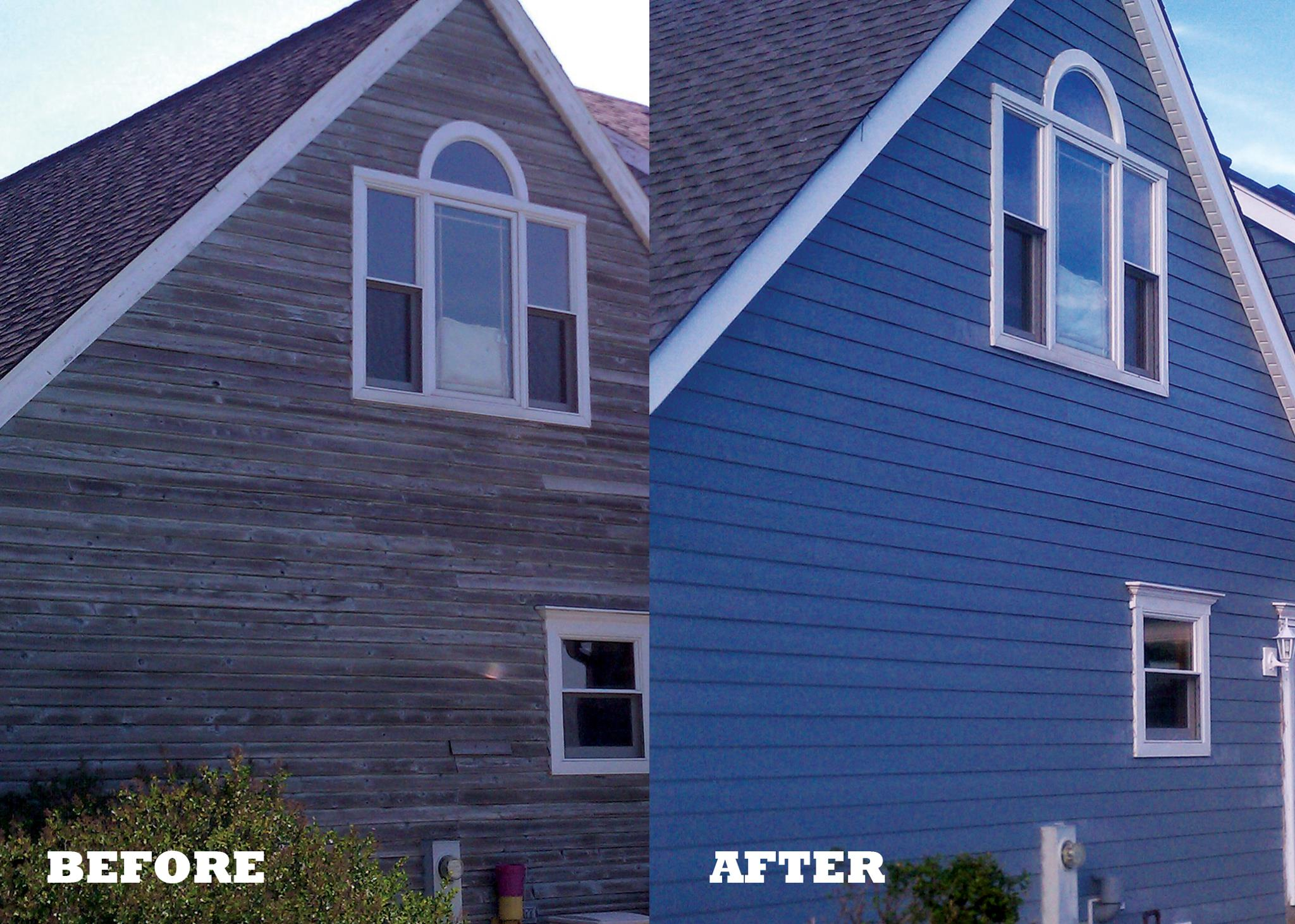 Siding Before And After Pics Siding Pros Of Idaho