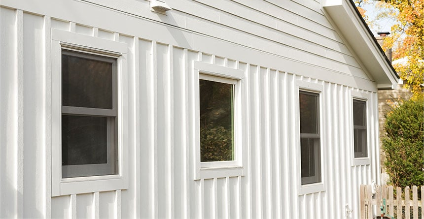 Vertical siding 1 siding pros of idaho for Hardie plank siding cost